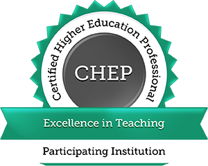 CHEP in Teaching Seal