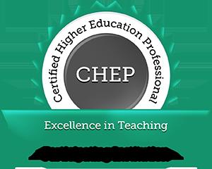 CHEP in Teaching Seal