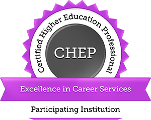 CHEP in Career Services Seal