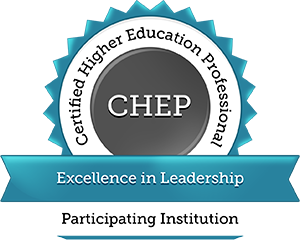 CHEP in Leadership Seal
