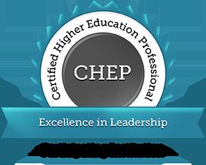 CHEP in Leadership Seal