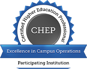 CHEP Campus Operations - Participating Institution
